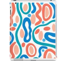 Bold and bright with a touch of the 80's iPad Case/Skin