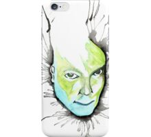 Green Head iPhone Case/Skin