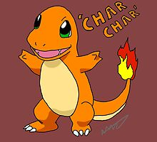 Charmander by Mike2951