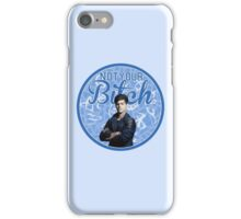 Alec Lightwood - Not your bitch iPhone Case/Skin