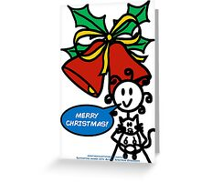 Christmas Cards - TGWTCH + Bells Greeting Card