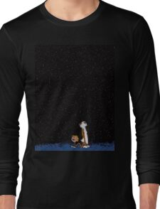The Night Long Sleeve T-Shirt