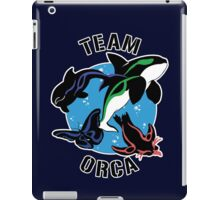 Team Orca iPad Case/Skin