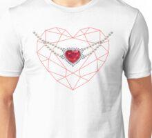 Heart over Heart Unisex T-Shirt