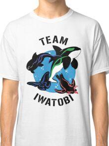 Team Iwatobi Variant Classic T-Shirt