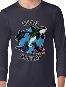 Team Iwatobi Variant Long Sleeve T-Shirt