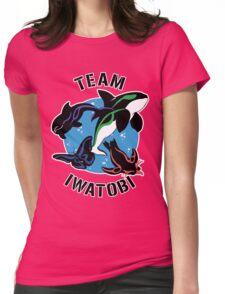 Team Iwatobi Variant Womens Fitted T-Shirt