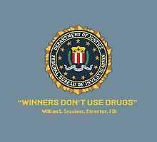 Winners Don't Use Drugs by Maya Pixelskaya