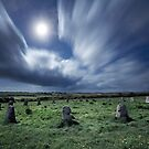 The Merry Maidens by Moonlight by Angie Latham