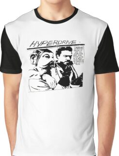 Hyperdrive  Graphic T-Shirt