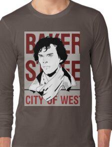 sherlock #2 Long Sleeve T-Shirt