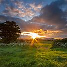 Worcestershire Sunset by Angie Latham