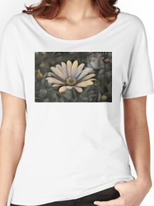 Stone Flowers Women's Relaxed Fit T-Shirt