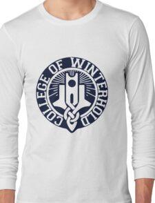 College of Winterhold Long Sleeve T-Shirt