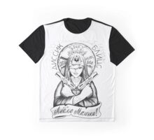 Madonna mafija Tattoo Graphic T-Shirt