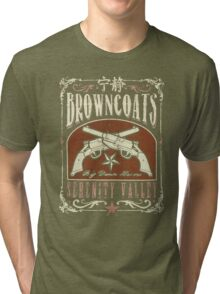 Firefly Browncoats Serenity Valley Tri-blend T-Shirt