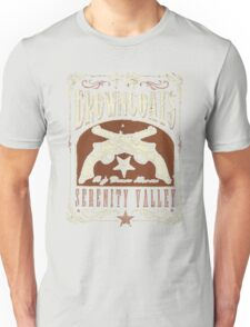 Firefly Browncoats Serenity Valley Unisex T-Shirt