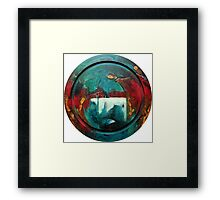 Disclimax Community Framed Print
