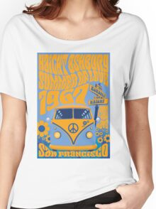 Haight Ashbury Summer Of Love Women's Relaxed Fit T-Shirt