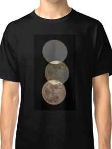 3 moons Classic T-Shirt