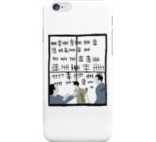 I Look At The Window iPhone Case/Skin