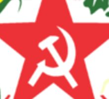 The Communist party Sticker
