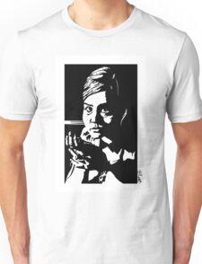 Clara in the dark Unisex T-Shirt