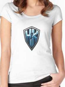 H2K - LEAGUE OF LEGENDS, WORLD CHAMPIONSHIP 2016, EUROPEAN TEAM, EU LCS, EUROPEAN HOPE WORLDS 2016 Women's Fitted Scoop T-Shirt