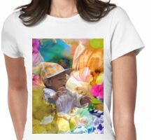 Cuenca Kids 851 Womens Fitted T-Shirt