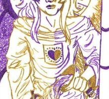 Ryou Bakura as Temperance Sticker
