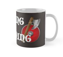 Viking In Training - Red Shields Mug