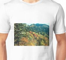 New England Fall Foliage Unisex T-Shirt