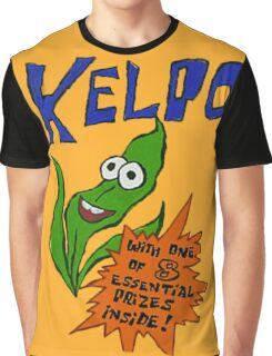 SpongeBob Kelpo Graphic T-Shirt