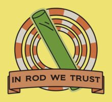 The Simpsons: In rod we trust Kids Clothes