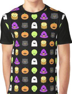 Cute Halloween Graphic T-Shirt