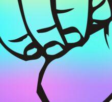 Shaka Watercolor Sticker