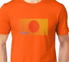 The Land of Rising sun, Japan Unisex T-Shirt