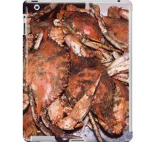Crab Feast  iPad Case/Skin