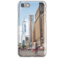 Battery Place iPhone Case/Skin