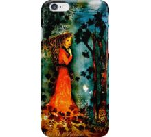 The Wanderer... iPhone Case/Skin