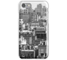 Rooftops of New York City iPhone Case/Skin
