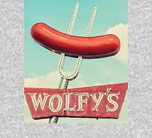 Wolfy's in Chicago Unisex T-Shirt