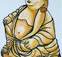 Budha TEST Piece by Woodie