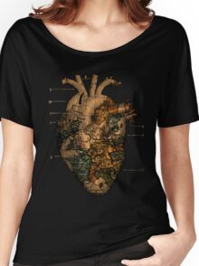 I''l Find You - Dark Brown Women's Relaxed Fit T-Shirt