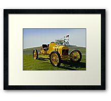 1915 Ford Speedster Race Car Framed Print