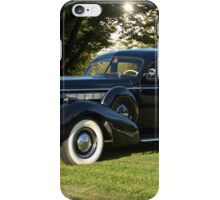 1938 Buick Century Series 60 Sedan iPhone Case/Skin