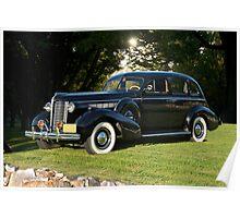 1938 Buick Century Series 60 Sedan Poster