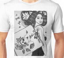 Shopping for Voodoo Dolls Unisex T-Shirt