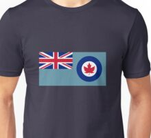 Royal Canadian Air Force - Ensign (historical) Unisex T-Shirt