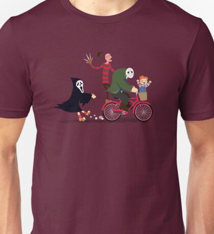 Horror Night Off Unisex T-Shirt
